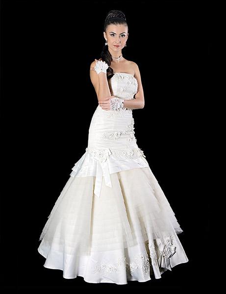 Свадебные платья в Ришон ле Ционе Ever After. Свадебный салон в Израиле. Свадебные прически
