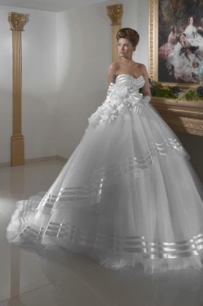 Уникальные свадебные платья в Израиле